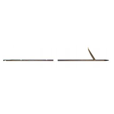 Tahitienne inox Rockwell 6.5mm simple ardillon
