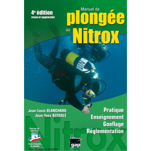 Manuel de plongée au Nitrox - 4eme Ed
