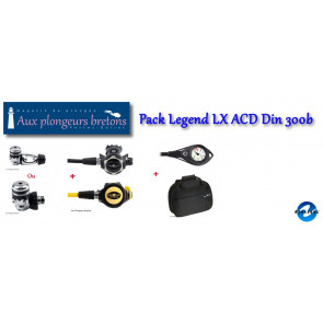 Pack Legend LX ACD