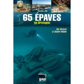 65 epaves en Bretagne